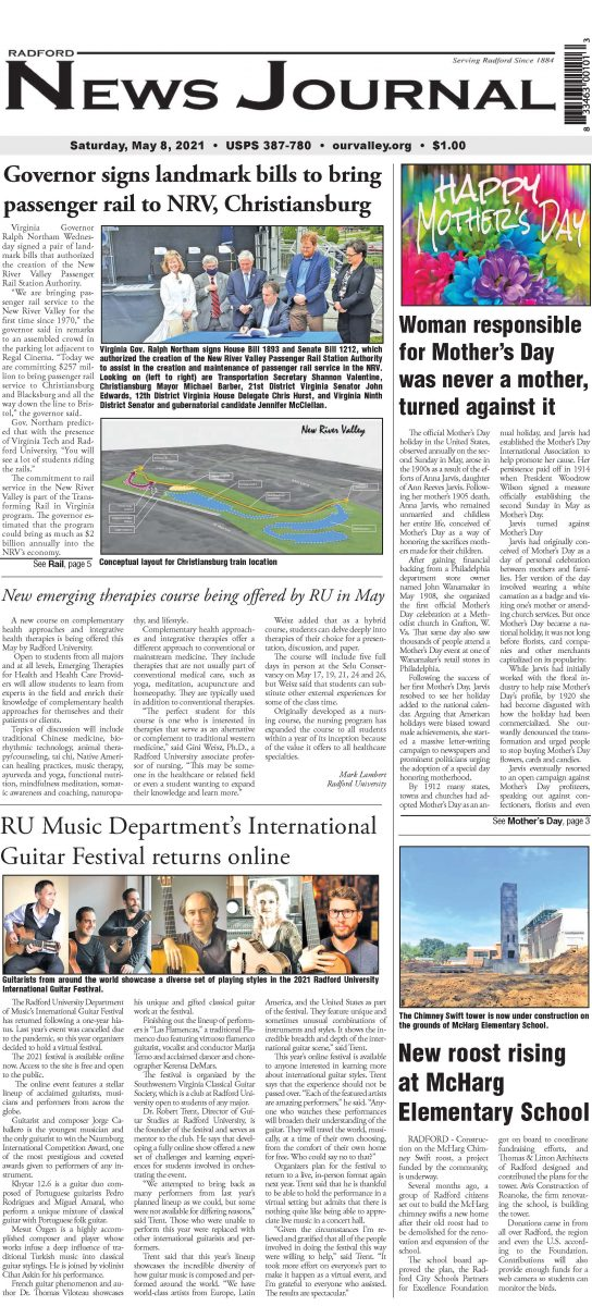 eJournal | May 8, 2021
