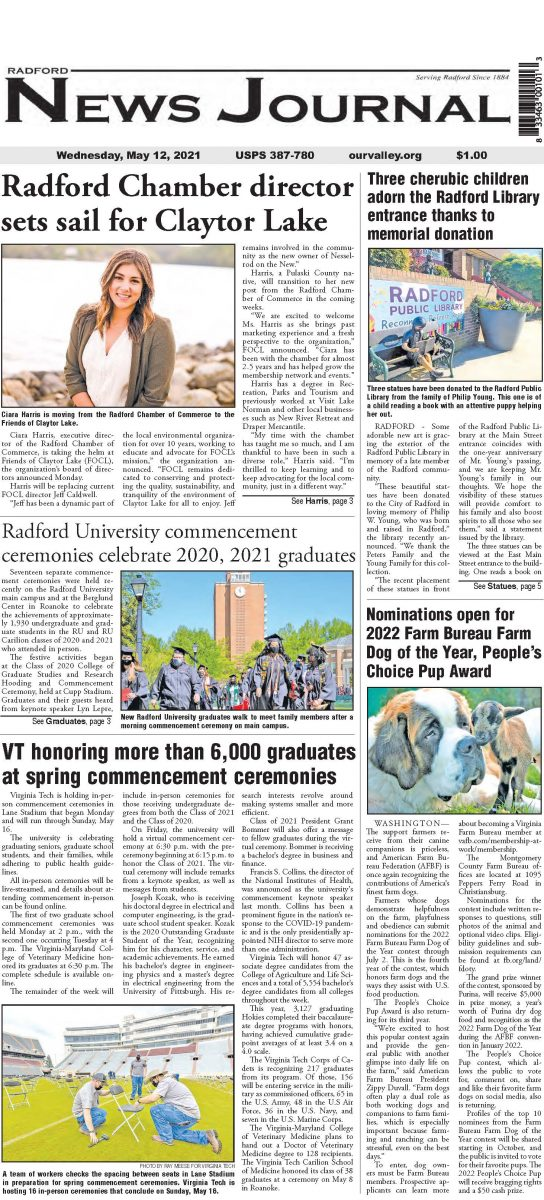 eJournal   May 12 2021